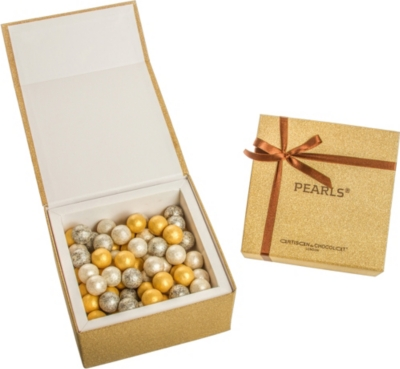 ARTISAN DU CHOCOLAT Assorted chocolate pearls 500g