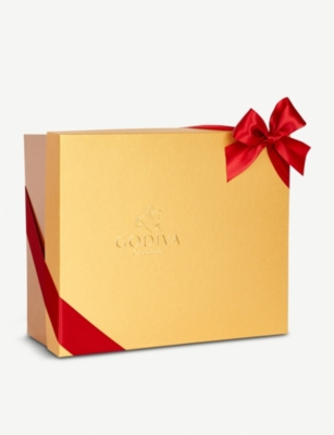 GODIVA Gold chocolate assortment box of 150