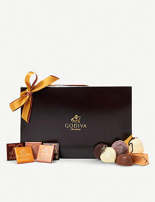 GODIVA Royal suede chocolates box of 15