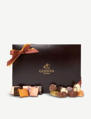 GODIVA Royal suede chocolates box of 24