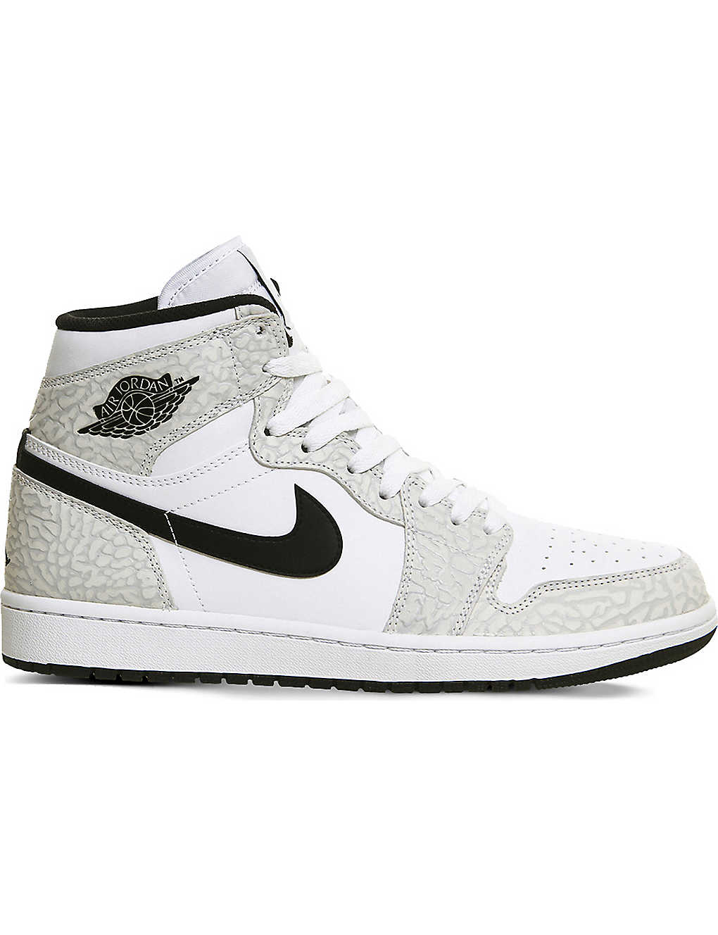 separation shoes 50902 f4444 NIKE Air Jordan 1 OG canvas high-top trainers