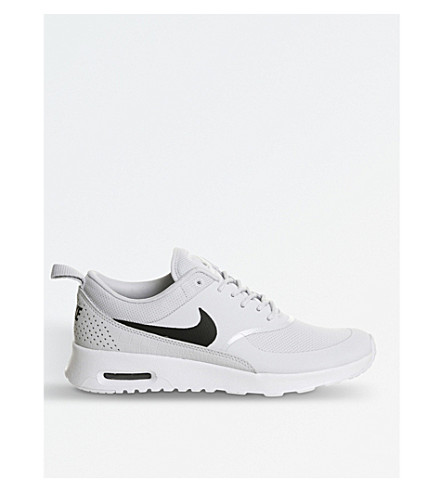 8868c0a9008cec ... NIKE Air max thea mesh trainers (Pure+platinum+black. PreviousNext