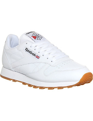 REEBOK Reebok CL leather trainers