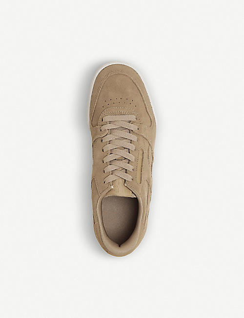 REEBOK Phase 1 Pro suede trainers