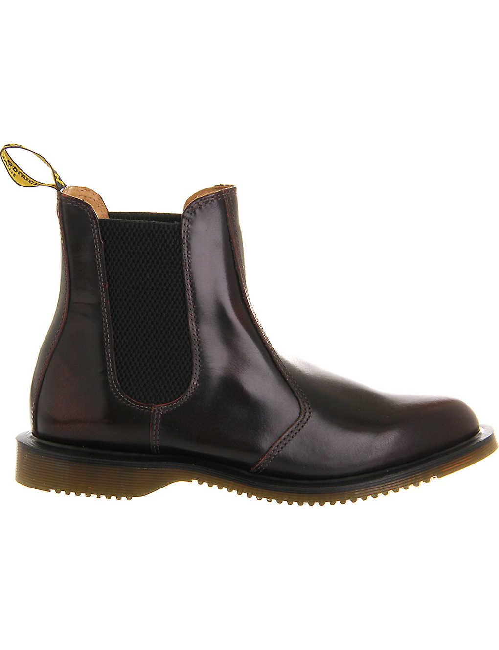 beba0a80e6349 DR. MARTENS - Kensington leather chelsea boots | Selfridges.com