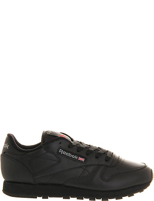 REEBOK Classic leather trainers