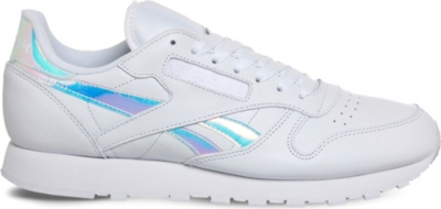 best loved detailed pictures details for REEBOK - Classic leather trainers | Selfridges.com