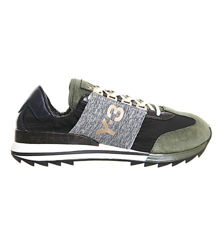 9b0eeac5a ADIDAS Y3 Rhita Sport sneakers (Cargo+black+marl