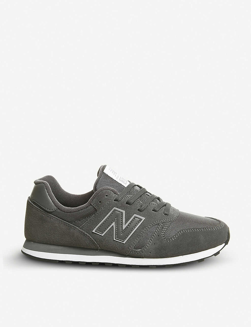 bas prix ae36f 9c228 M373 suede and mesh trainers