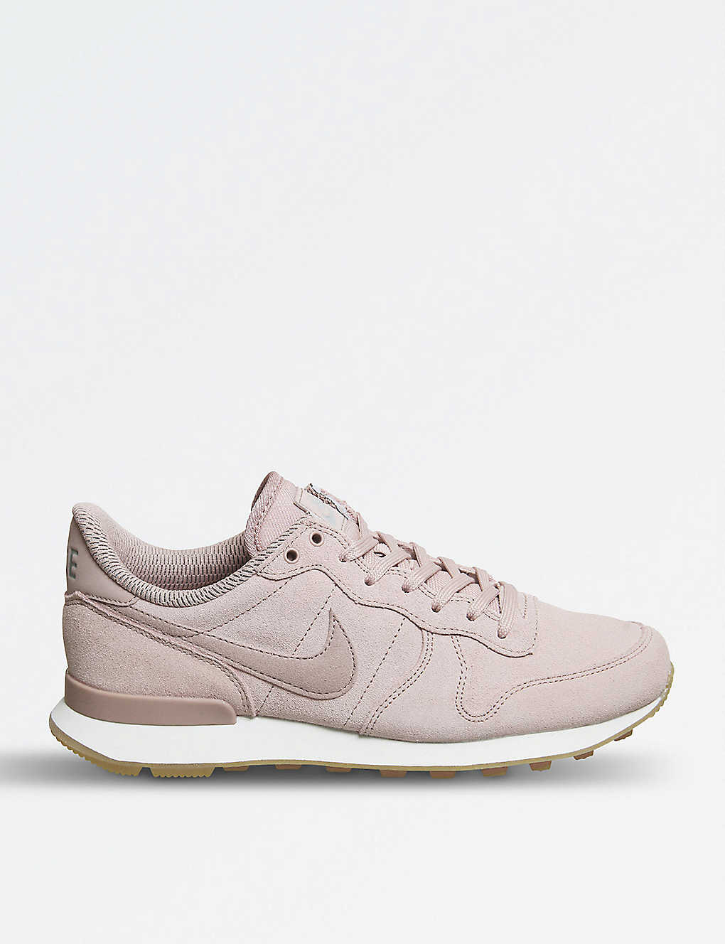 outlet store 631fd e2afa NIKE Internationalist suede trainers