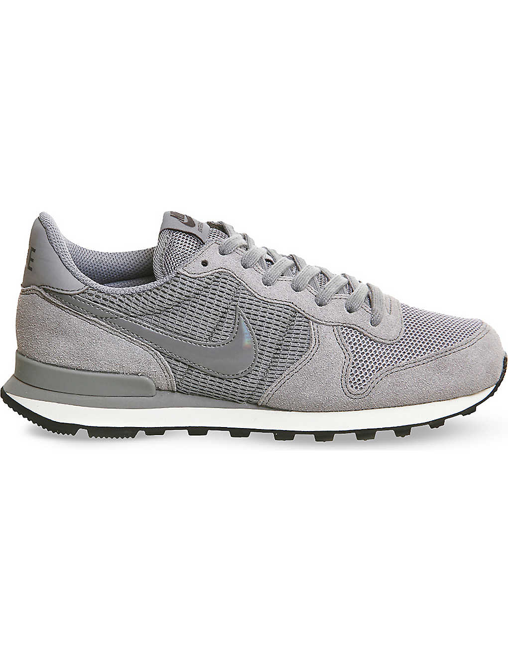 outlet store 38abd cf5b1 NIKE Internationalist suede trainers