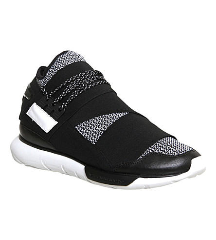 ADIDAS - Y3 Qasa high-top trainers  e9faa7ddca31