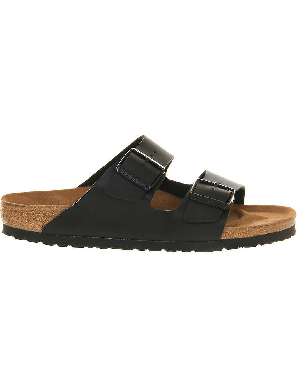 413f3fcbf9 BIRKENSTOCK - Arizona Birko-Flor sandals | Selfridges.com
