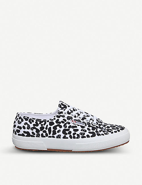 SUPERGA 2750 cotton-canvas trainers