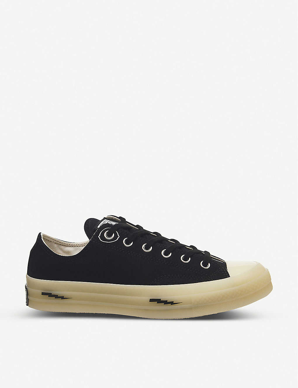 CONVERSE: All Star Ox 70 canvas trainers