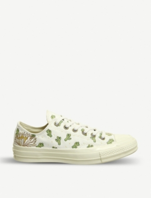 CONVERSE Chuck 70 canvas low-top trainers