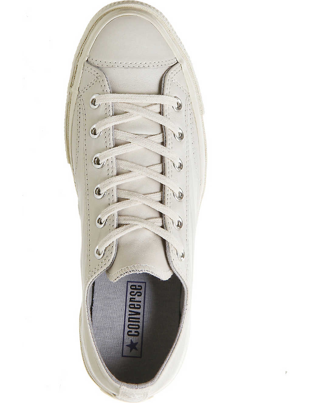 6648b7f2d416 CONVERSE - All star ox 70s leather low-tops