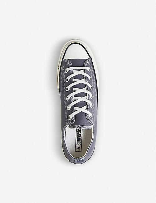 CONVERSE All-Star ox 70's low-top canvas trainers