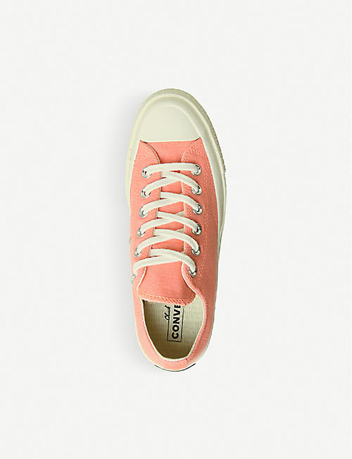 CONVERSE All Star Ox 70's canvas low-top trainers