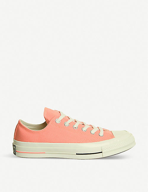 0f8897d045d572 CONVERSE All Star Ox 70 s canvas low-top trainers