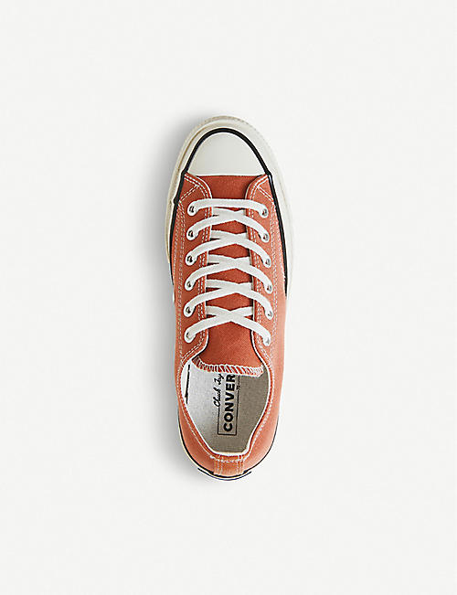 CONVERSE All Star Ox 70 low-top canvas trainers