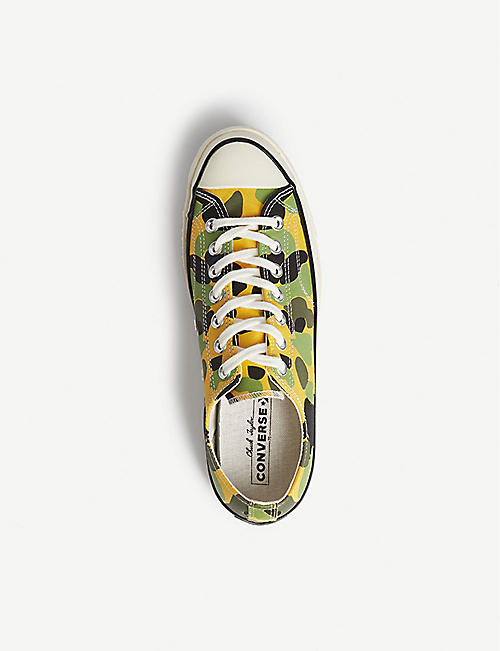 CONVERSE All Star ox 70 camouflage trainers