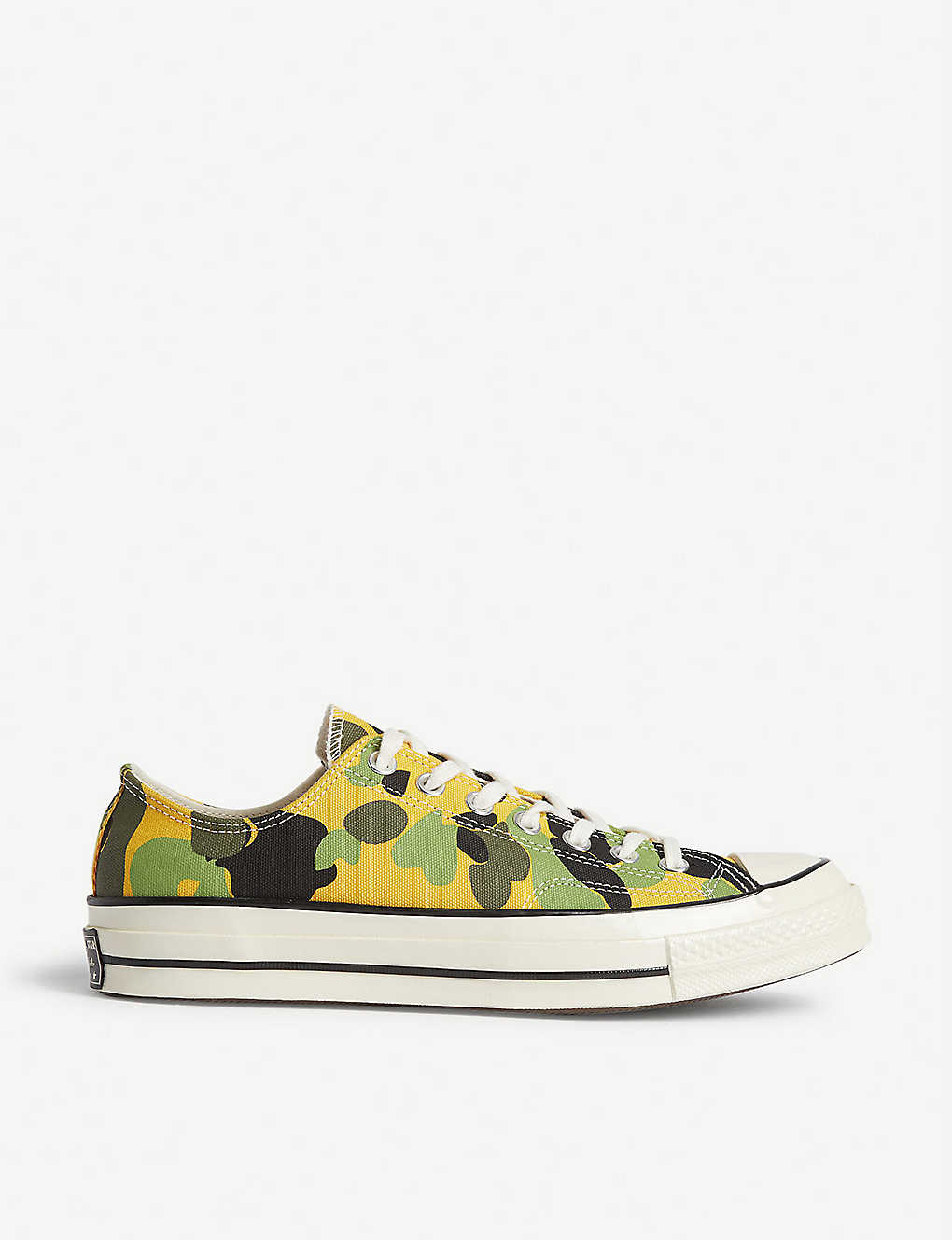 CONVERSE: All Star ox 70 camouflage trainers