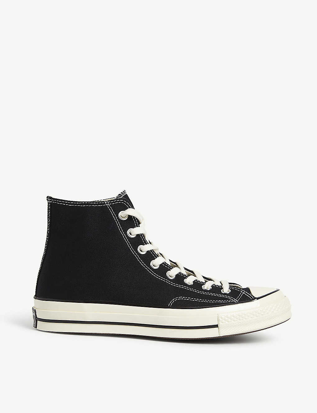 CONVERSE: All Star Hi 70 high-top canvas trainers
