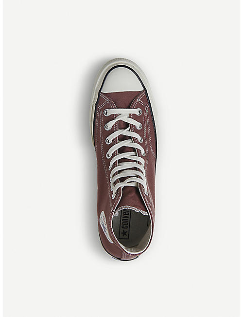 CONVERSE All Star 70s high-top canvas trainers