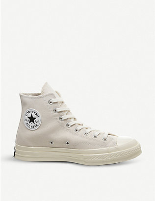 CONVERSE: All-star ox '70 high-top trainers