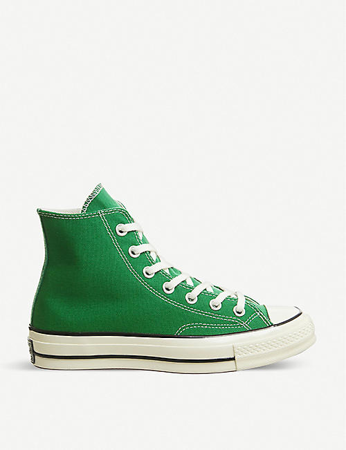 7f81b192db2b2d CONVERSE All Star Hi 70 high-top canvas trainers