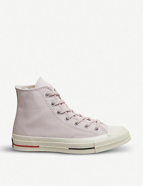 2ddc06496c288 CONVERSE - All Star 70 s suede high-top trainers