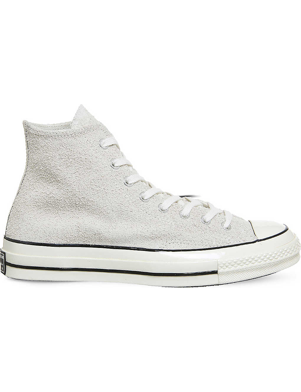 bdee9388acbe CONVERSE - Chuck Taylor All Star 70s Hi suede trainers