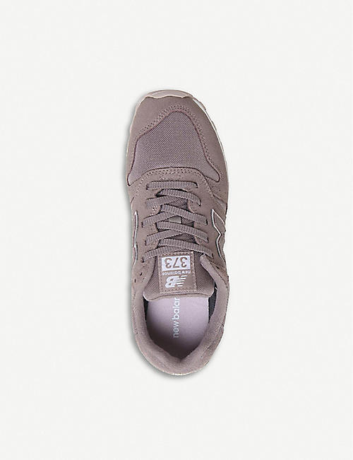 NEW BALANCE W373 suede trainers