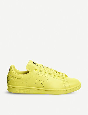 new arrival 2f7db 8db37 ADIDAS X RAF SIMONS Stan Smith leather trainers