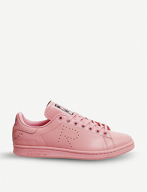 6594938d656ba8 ADIDAS X RAF SIMONS adidas x Raf Simons Stan Smith leather trainers