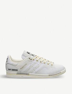 REEBOK Raf X Stan Smith leather trainers
