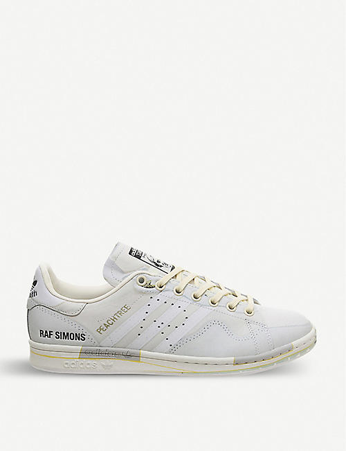 best sneakers 9ece7 35da5 ADIDAS X RAF SIMONS - Raf X Stan Smith leather trainers ...