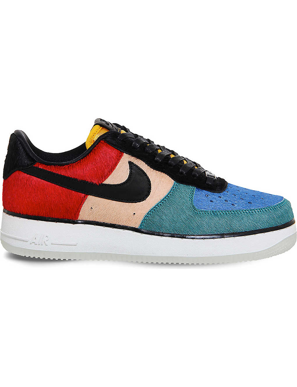 outlet store a863e 048d1 Air Force 1 Premium Pony leather trainers ...