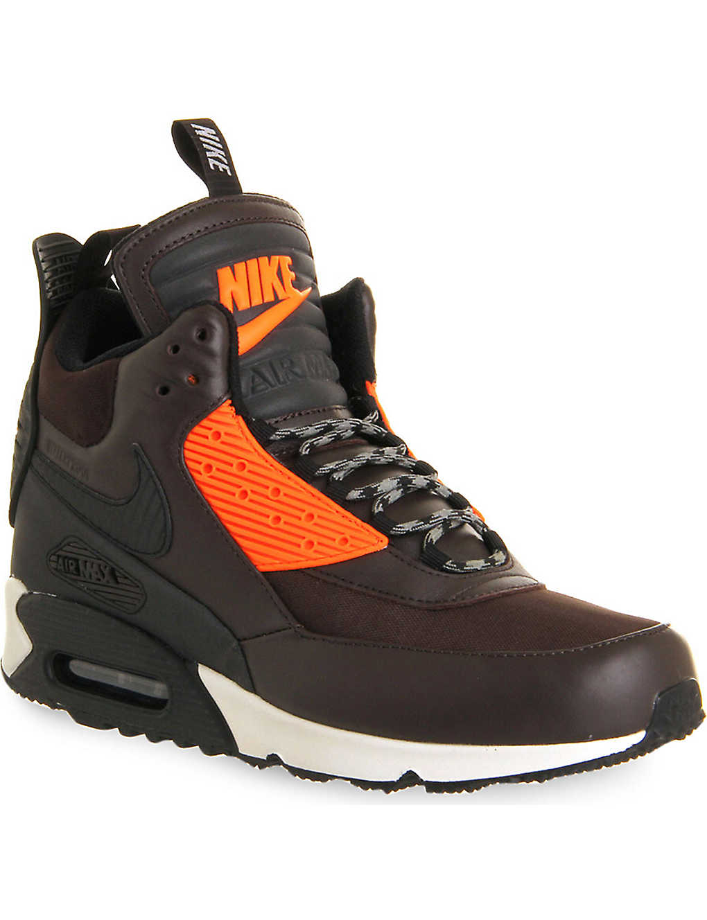 best sneakers f5ffc acdfc NIKE Air Max 90 high-top trainers