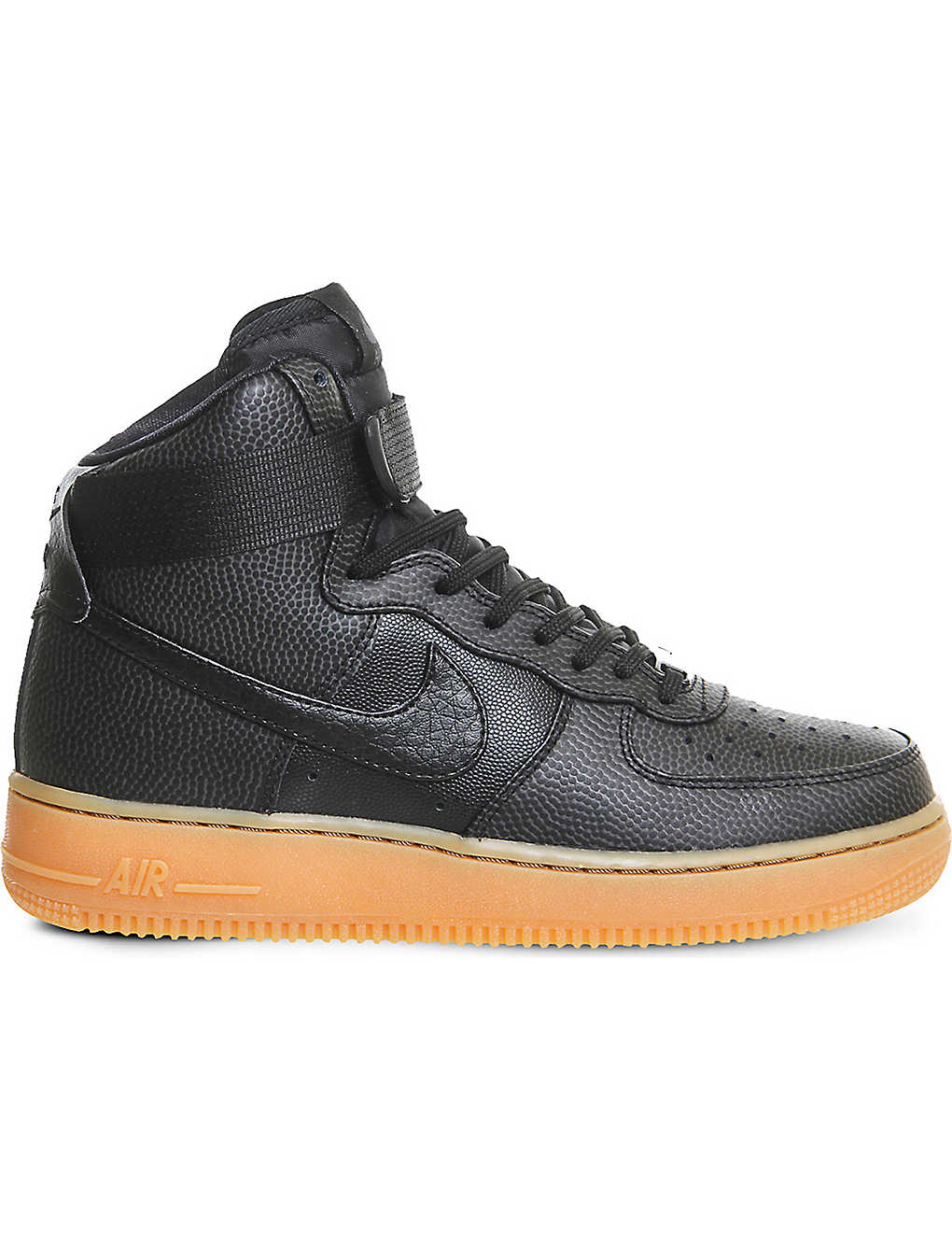 8534ac4907739 NIKE - Air Force 1 patterned leather trainers | Selfridges.com