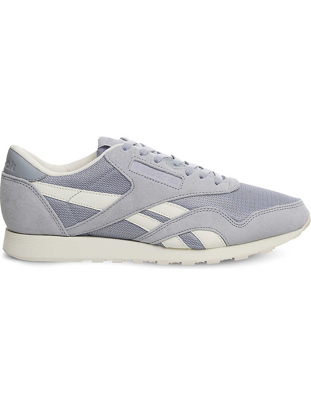 7e5801ff12a ... Classic Nylon suede trainers zoom ...