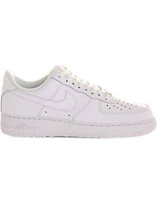 NIKE: Air force 1 trainers