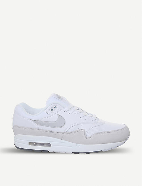 best service 31067 20a7c NIKE Air Max 1 leather trainers