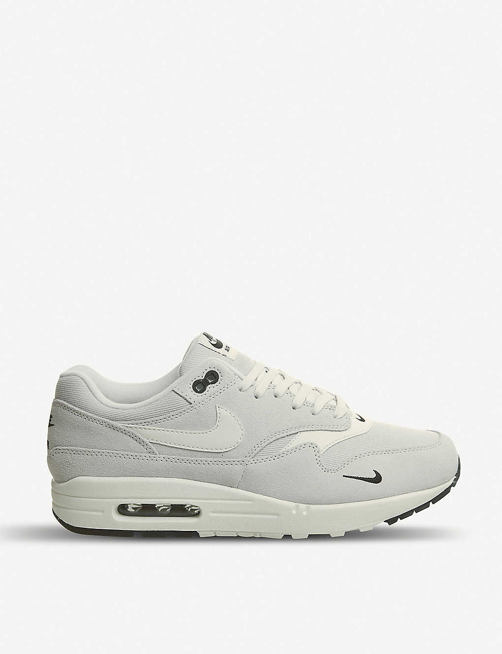 d9c8f7badfc0 NIKE - Air Max 1 mixed leather trainers