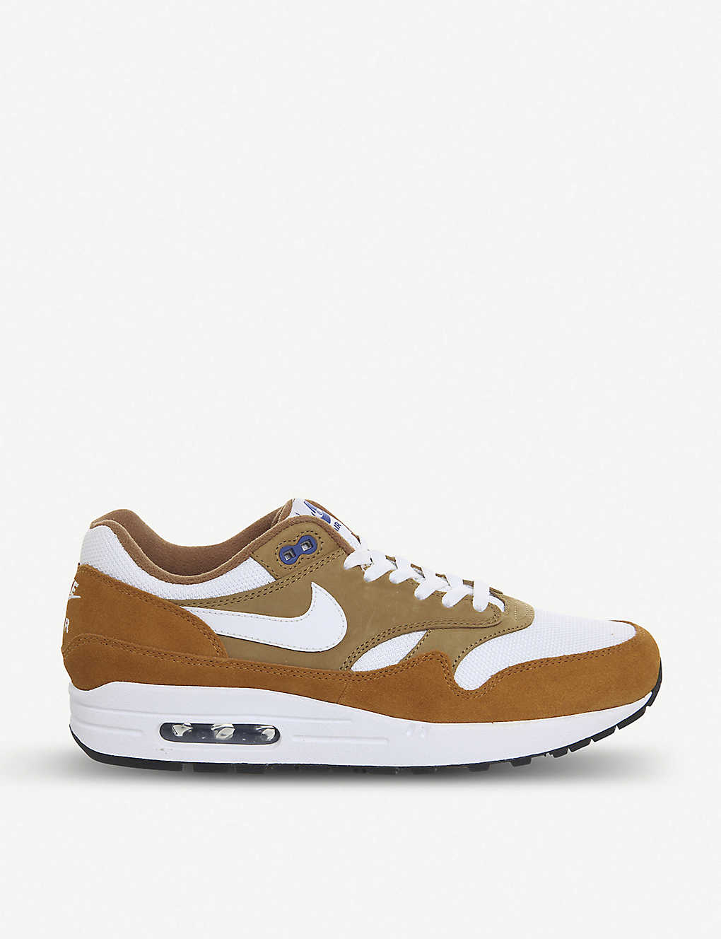 online store 1684a 00db9 NIKE - Air Max 1 leather trainers | Selfridges.com