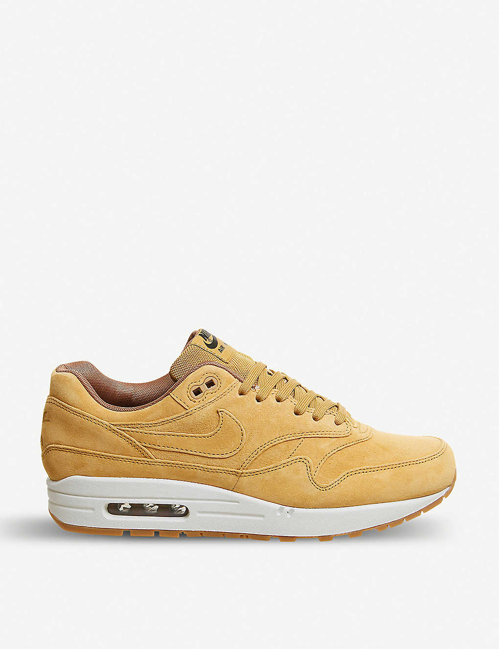 NIKE Air Max 1 suede trainers  