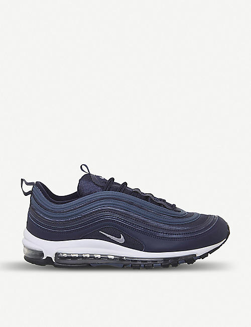 205256b90c6a0 NIKE Air Max 97 leather trainers