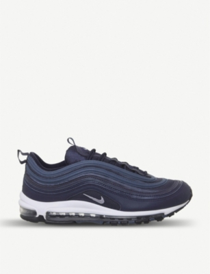 NIKE Air Max 97 leather trainers