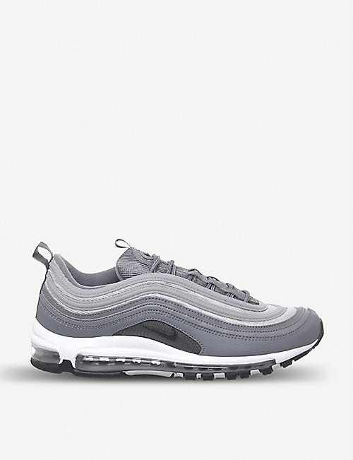 25ac0973b91a NIKE Air Max 97 leather trainers
